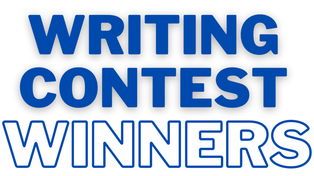 Writing Contest Winners Announced!