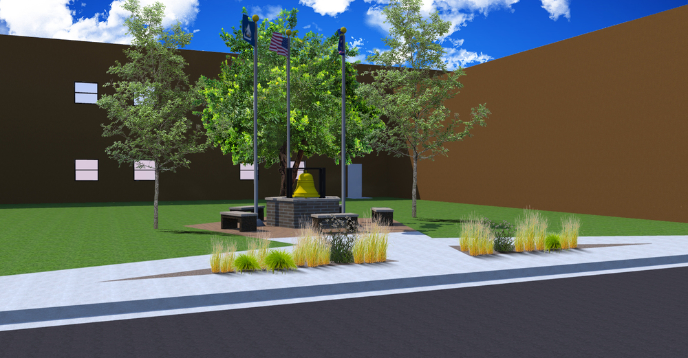 Find Out How You Can Donate to the South Prairie Legacy Courtyard Project!