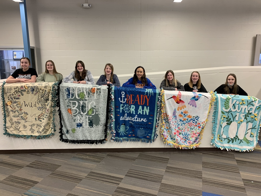 Royal 'Ties' Tie Blanket Project!