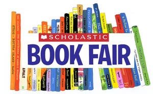 Scholastic Book Fair in the Library!